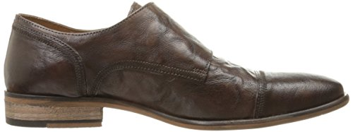 Steve Madden Mens Agende Oxford Dark Brown