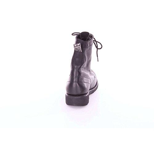 Stivali 999 Nero da 415 Black Combattimento Bikkembergs Uomo Vintage 8AwzqWE4