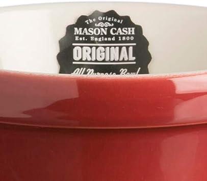 tama/ño 36, 16/cm Cuenco tradicional para pudin Mason Cash