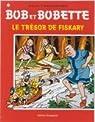 Bob et Bobette, tome 137 : Le trésor de Fiskary par Vandersteen