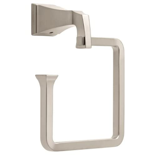 Delta Faucet 128891 Dryden Towel Ring, Brilliance Stainless Steel lovely
