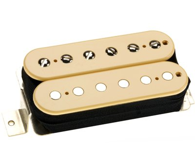 DiMarzio DP103CR PAF 36th Anniversary Humbucker Pickup Cream w/Bonus LuluRock Pick (x1) 663334002920