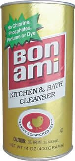 Bon Ami Diversion Safe