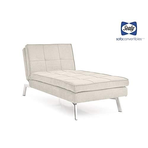 Amazon.com: Sealy Sofá convertible Chaise convertible ...