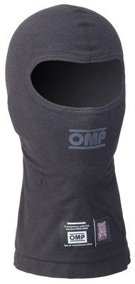 OMP ompiaa and 758071 Tecnica Balaclava, Black, Size
