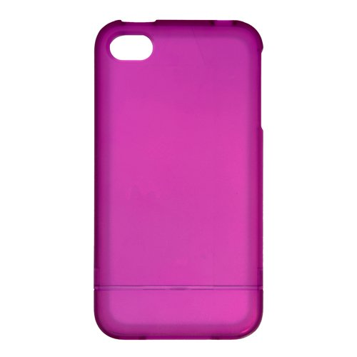 Agent18 Slider for iPhone 4 - Clear Pink