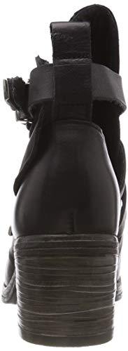 Femme Replay Noir Black 3 Botines Ashler zwqZwRT7