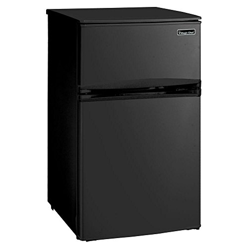 Magic Chef 3.1 cu. ft. Mini Refrigerator in Black
