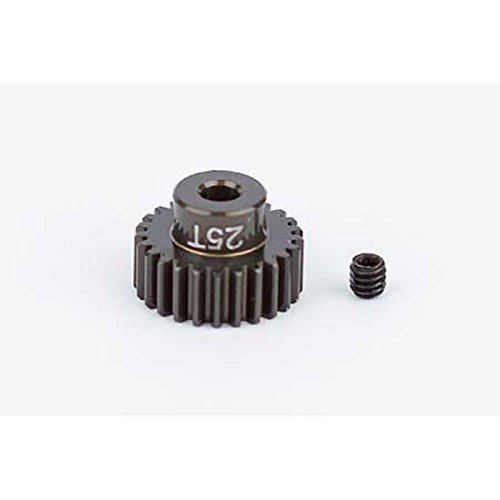 Team Associated 1343 Factory Aluminum 25T 48P 1/8 Shaft Pinion Gear
