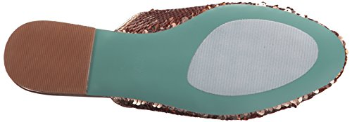 Cass Johnson Women's Sb Betsey Flat Loafer Rose by Gold Blue 1pqA66
