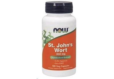 NOW Foods - St. JohnS Wort 300 mg 100 cap