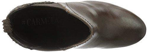XTI 65364, Zapatillas de Estar por Casa para Mujer Marrón