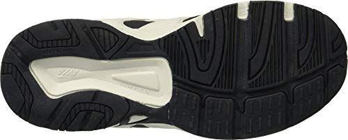 Avia Men's Avi-Verge Sneaker, White/True Navy, 12 Wide US by Avia (Image #2)