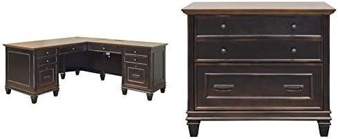 Martin Furniture Hartford L-Shaped Desk Review