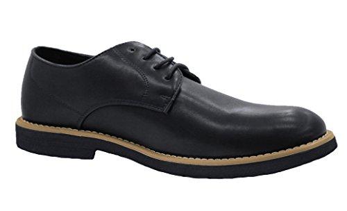 AK collezioni , Herren Sneaker schwarz schwarz 40