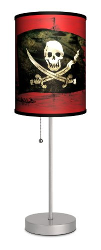 Various - Pirates Sport Silver Lamp (Pirate Lamp)