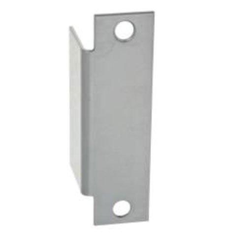 (Don-Jo AF-260-SL Filler Plate for Electric Strikes Silver Coated)