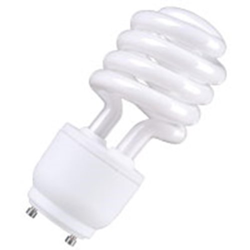 Halco 46548 - CFL23/27/GU24/DIM Dimmable Twist and Lock Base Compact Fluorescent Light Bulb