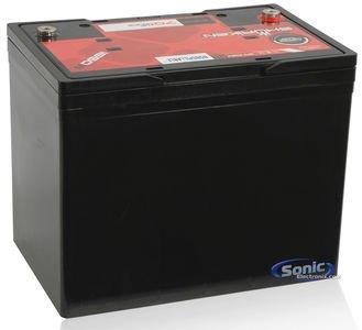 SHURIKEN SK-BT70 - Batteries - 70AMP Hour Compact Battery With T6 Terminals