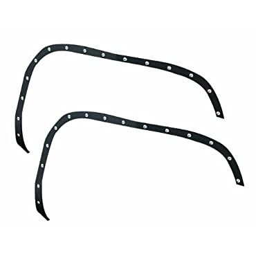 Smittybilt 76880 XRC Front Fender Armor for Jeep 07-16 JK Wrangler, Rubicon & Unlimited