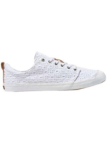 Donne Di Barriera Corallina Walled Low Tx Fashion Sneaker White