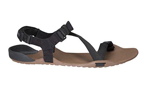 Xero Schuhe Barfuß-inspirierte Sport Sandalen - Z-Trek - Frauen Mokka / Kaffee