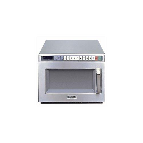 Panasonic 1200W Digital Commercial Microwave Oven, 120V, 0.6 ft