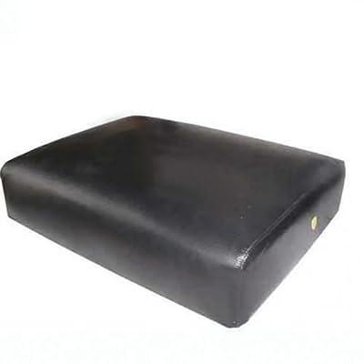 All States Ag Parts Seat Cushion Wood Backed Vinyl Black International 100 140 315 203 350 130 303 503 460 Cub Lo-Boy 631730R91