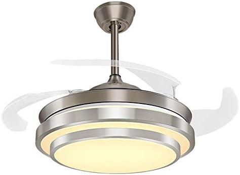 Vinteen Lámpara de techo moderna de 42 pulgadas con luz LED para ...