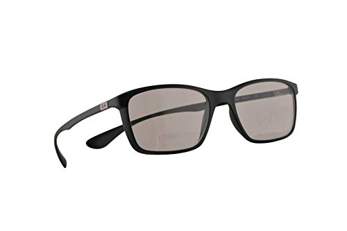 Ray-Ban LITEFORCE RB 7036 Eyeglasses 52-17-145 Green w/Demo Clear Lens 5440 RX RX7036 ()