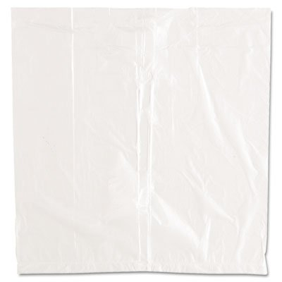 Ice Bucket Liner Bags, 12 X 12, Easy to Tear Dispensing