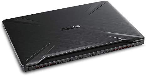 2020 ASUS TUF 15.6″ FHD LCD Gaming Laptop Computer, AMD Ryzen 5-3550H, 8GB RAM, 256GB PCIe SSD, Backlit Keyboard, GeForce GTX 1650 Graphics, DTS Audio, Webcam, Win 10, Black, 32GB Snow Bell USB Card 319ZIcEDYTL