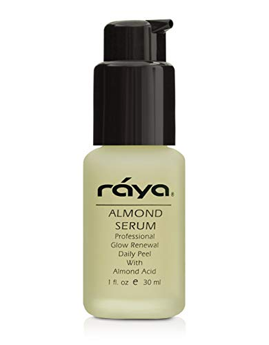 RAYA Almond Serum (508)   Exfoliating Facial Peel for Combination and Oily Skin   Helps Minimize Pores and Brighten Complexion ()