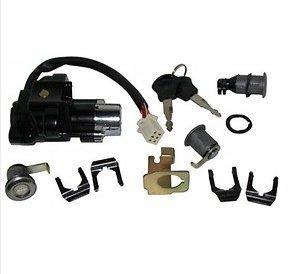 250cc scooter parts yy250t ignition lock set. Black Bedroom Furniture Sets. Home Design Ideas