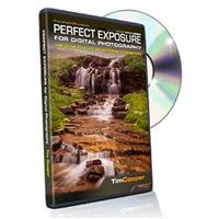 PhotoshopCafe Instructional Dvd: Perfect Exposure for Digital Photography the Zone System of Metering and Shooting by Tim Cooper