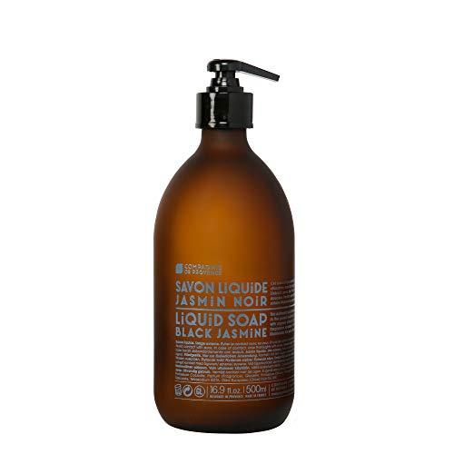 La Compagnie de Provence - Liquid Hand Soap - Black Jasmine