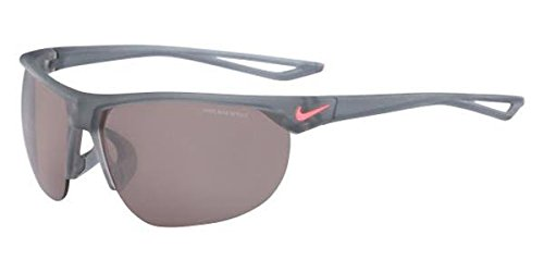 Nike Sonnenbrille (NIKE CROSS TRAINER E EV0938) MATTE GREY W/SPEED TINT LENS