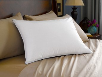 Pacific Coast Touch of Down Queen Pillow Set (2 Queen Pillows) - Featured in Many Hilton Hotels by Pacific Pillows