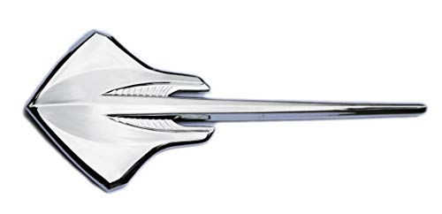 Chevy Corvette Stingray C2 C3 C7 2014 Chrome Side Emblem for sale  Delivered anywhere in USA