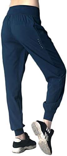 [ジンニュウ] レディース ロングパンツ フィットネスパンツ ヨガパンツ 吸汗速乾 通気 美脚 体形カバー 大きいサイズ ランニング トレーニング ョギング スポーツウェア 薄手 コットン おしゃれ