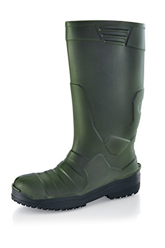Shoes for Crews Sicherheitsgummistiefel Guardian PVC S4 - Unisex grün