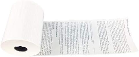 5 x EC Thermorollen 57 mm x 45 mm x 12 mm in 25 Meter Länge - SEPA Lastschrift BPA frei