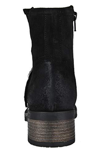 Apple Of Stivali da da Eden di neri motociclista donna xwPXq7PWYC
