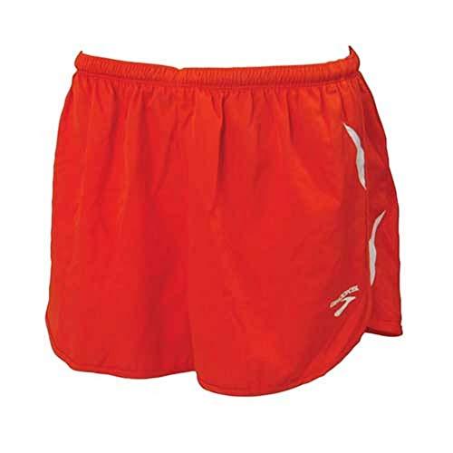 Brooks Women's Split Running Shorts Red Size XL (Womens Split Running Shorts)