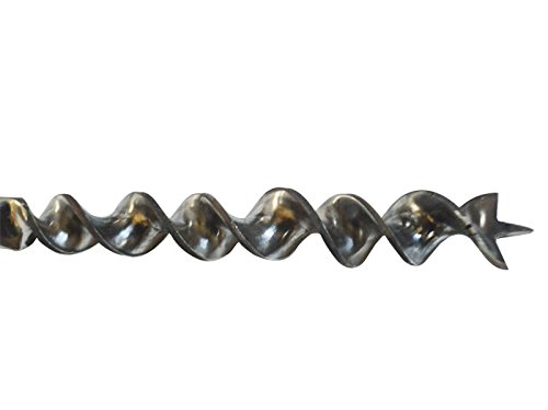 Techtongda 304 Stainless Steel Soil Probe Sampler Foot Peg Probing (Twist-type)