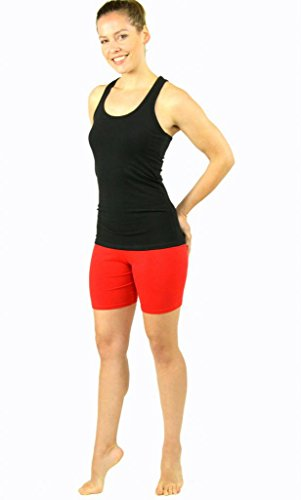 Plus Size Biker Shorts for Women | Women's Athletic Shorts | Cotton XL-5XL