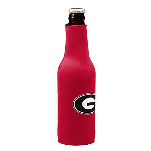NCAA Georgia Bulldogs Bottle Drink Coozie