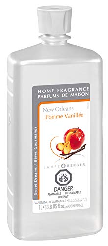 Lampe Berger Fragrance - New Orleans Oil - 33.8 Ounce with FREE Funnel