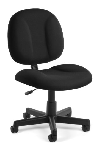 OFM 105-805″ Superchair Task Chair with Black Fabric