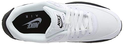 006 white 90 Herren Nike Air Sneakers Essential Schwarz Max black gw6vAz